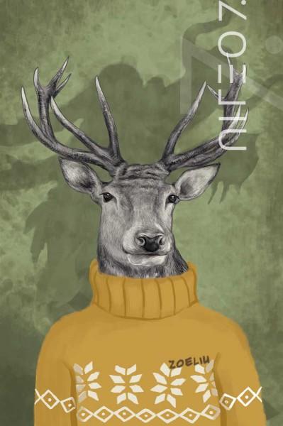 Mr. Deer!