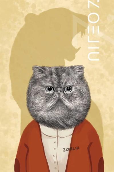 Mrs Kitten!