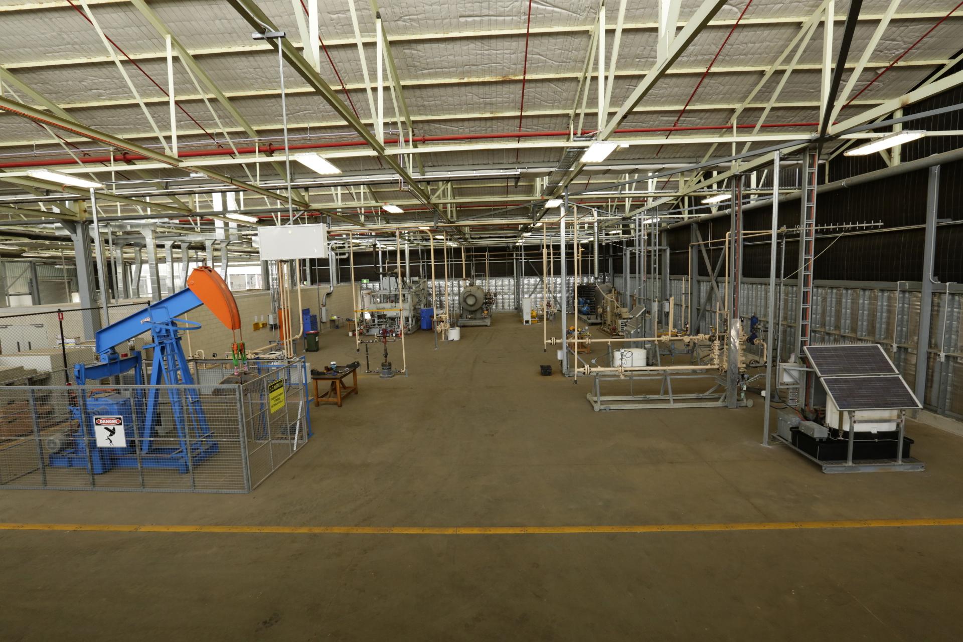 OPCE Facility