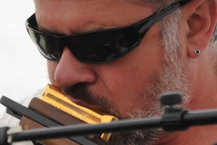 Dannecker Gold Harmonica