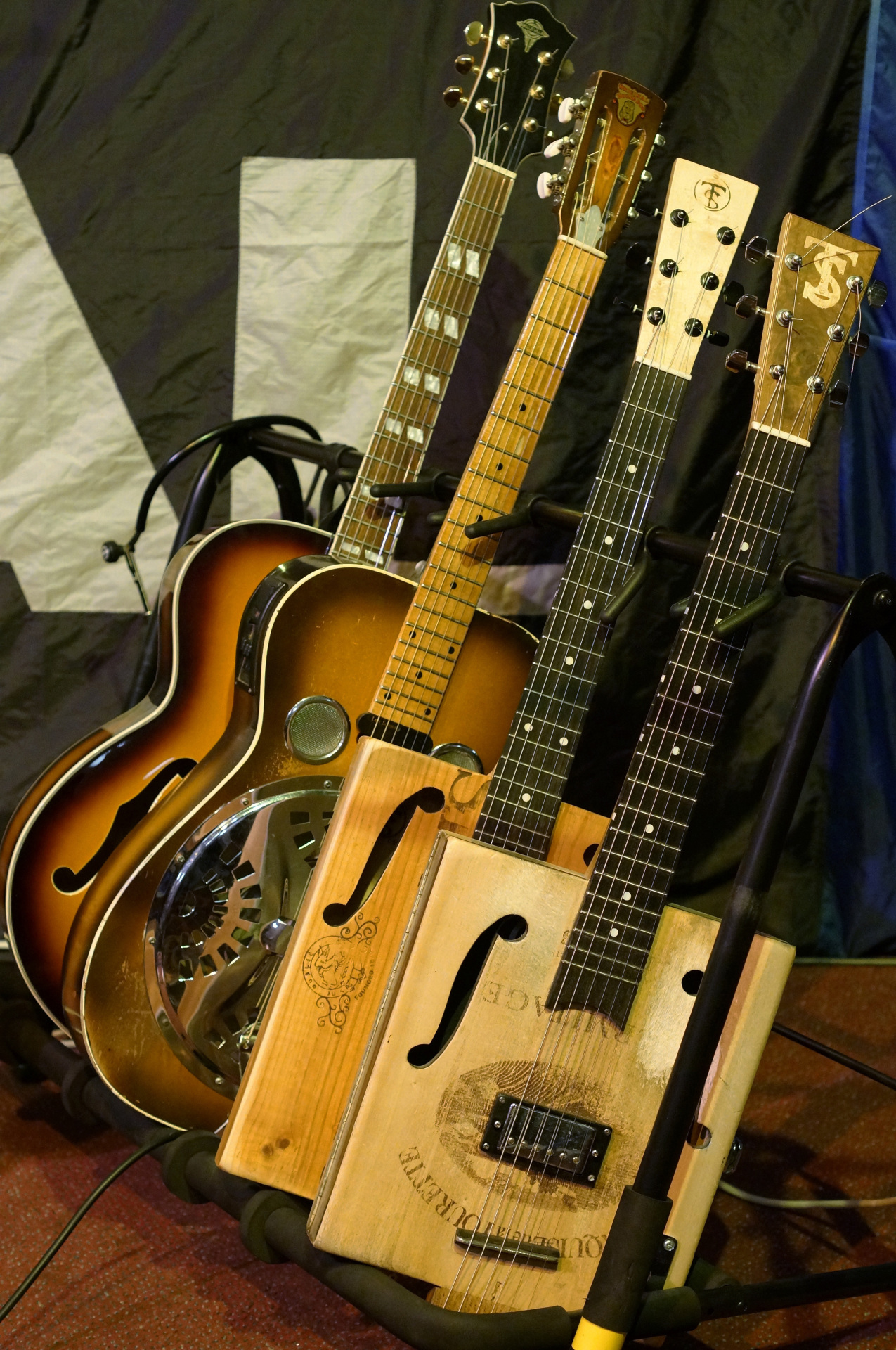 Trev's Guitars...