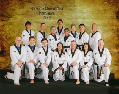 Instructors 2015