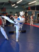 Taekwondo Sparring Claremore