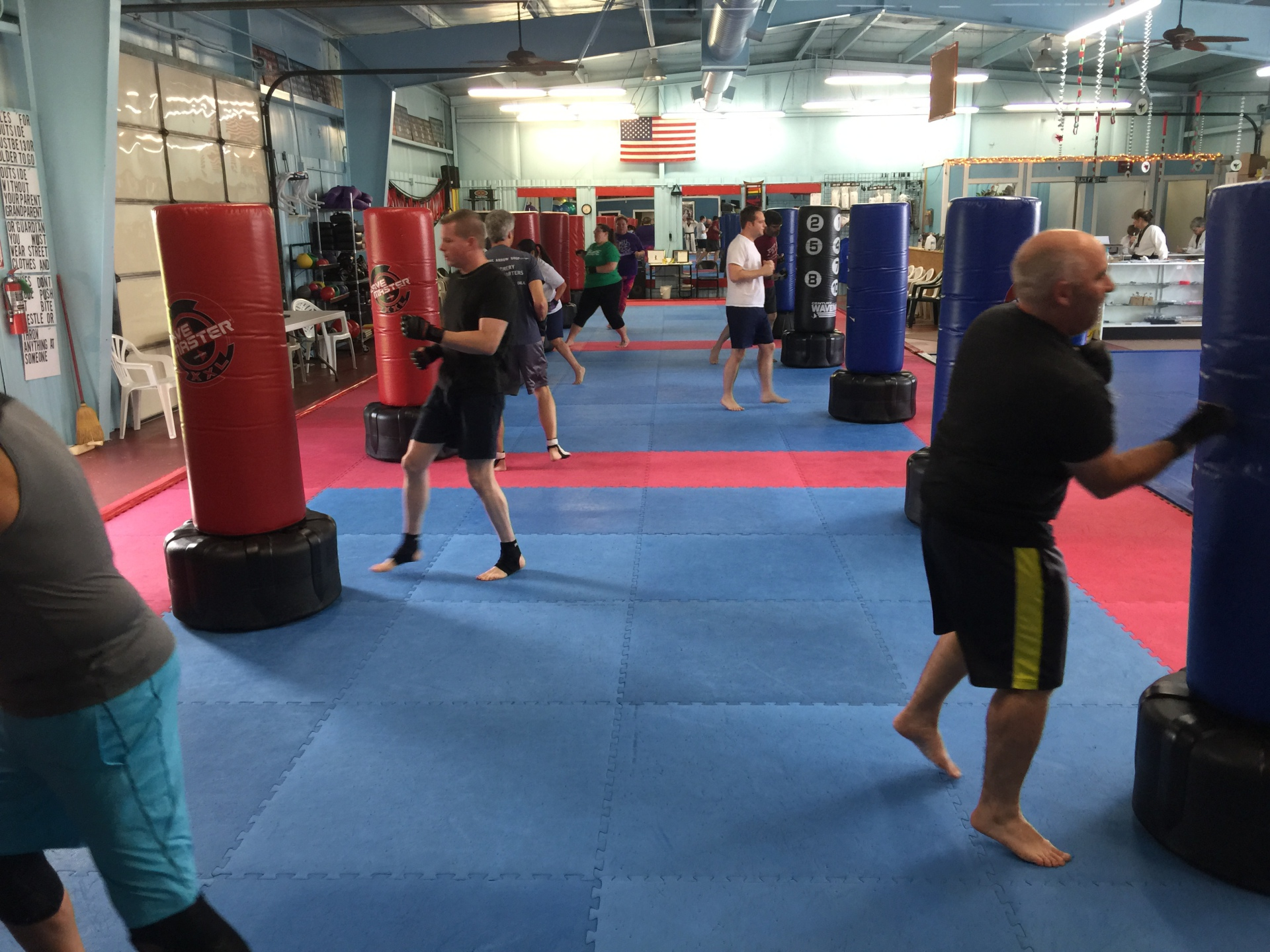 Fitness Kickboxing Claremore