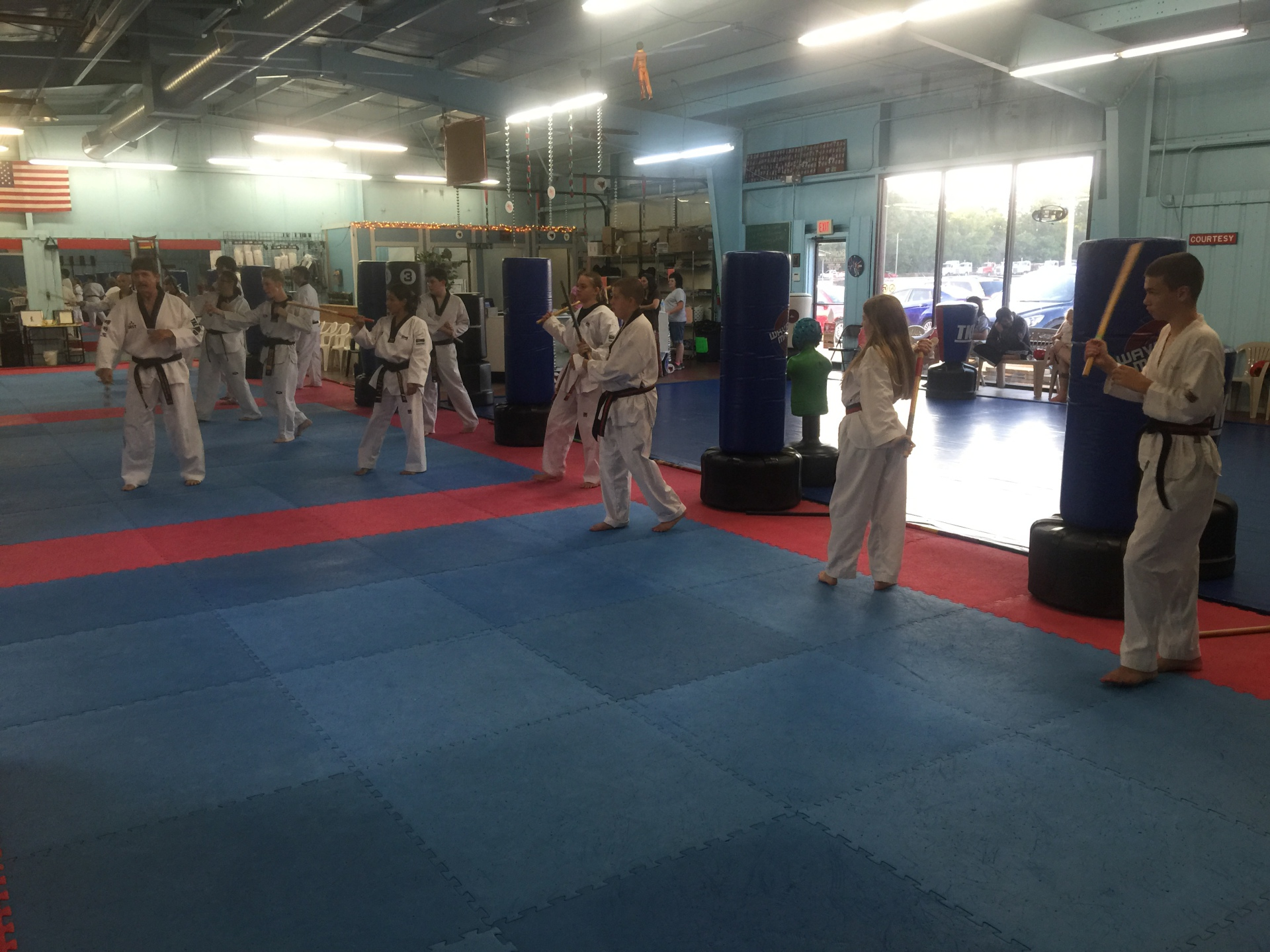 Taekwondo Black Belt Claremore