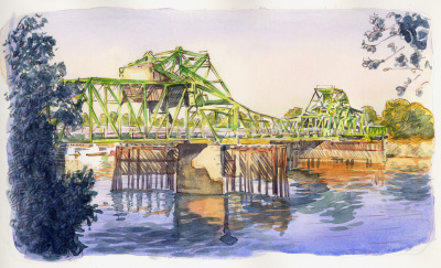 """freeport bridge"""