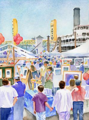 """riverfront artfest"""