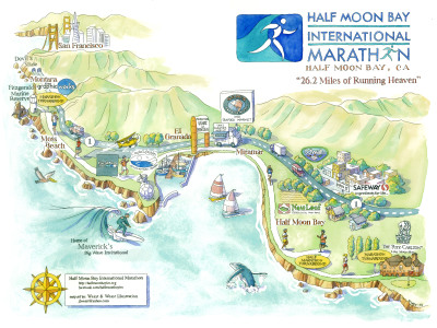half moon bay marathon
