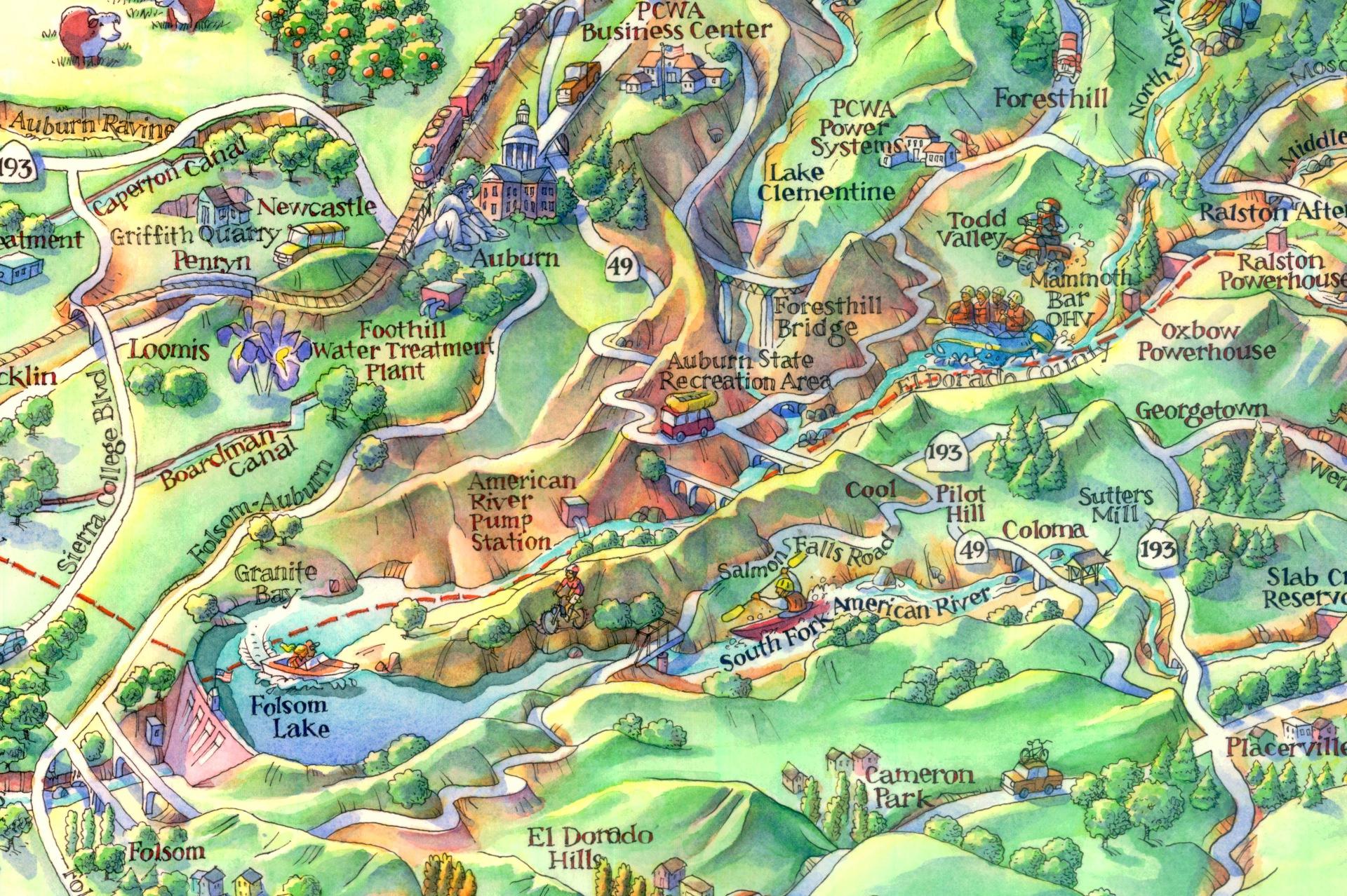 pcwa map