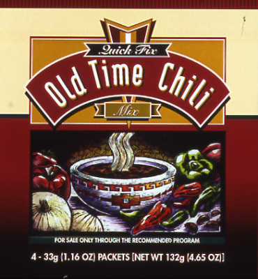 """old time chili"""
