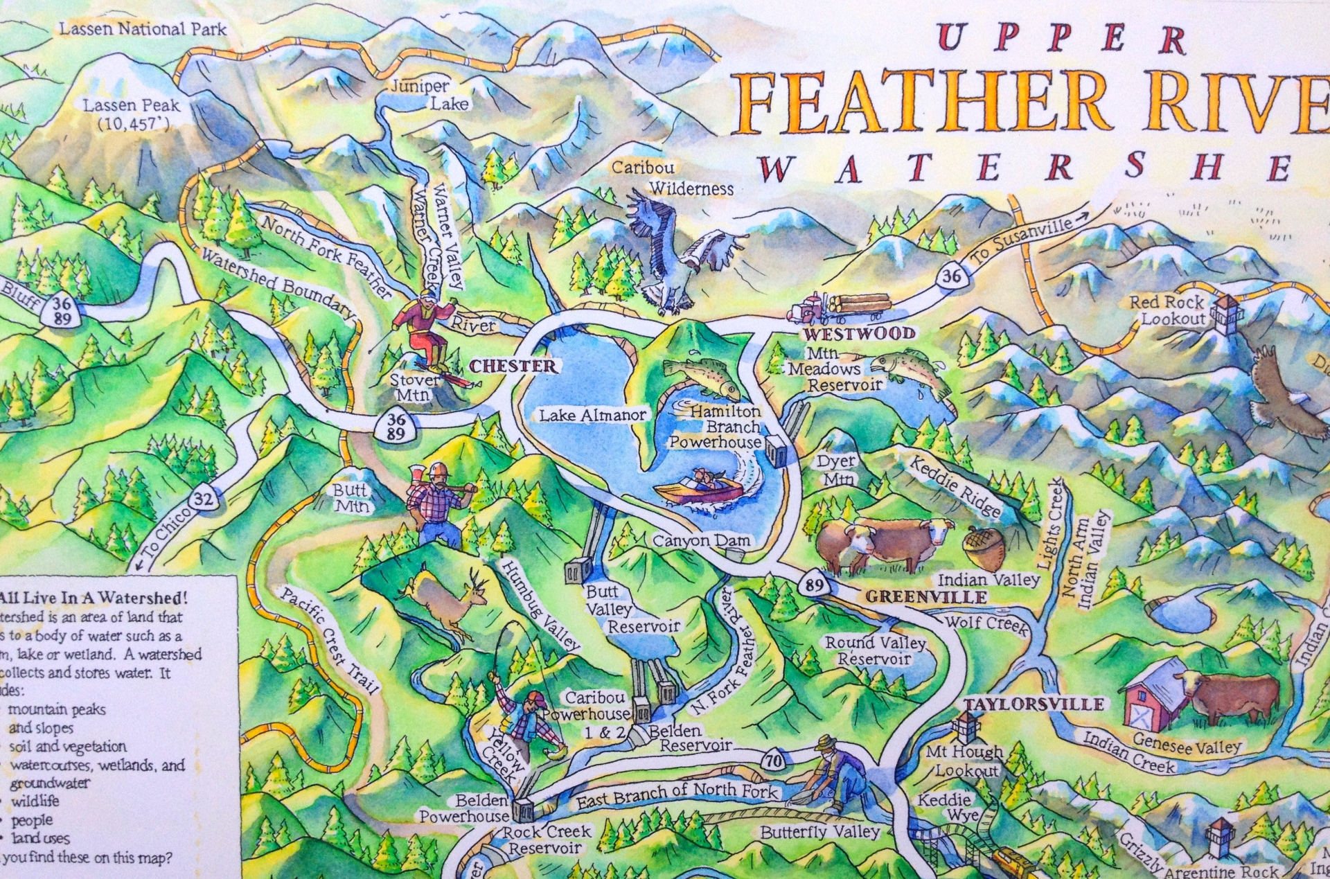 feather river watershed