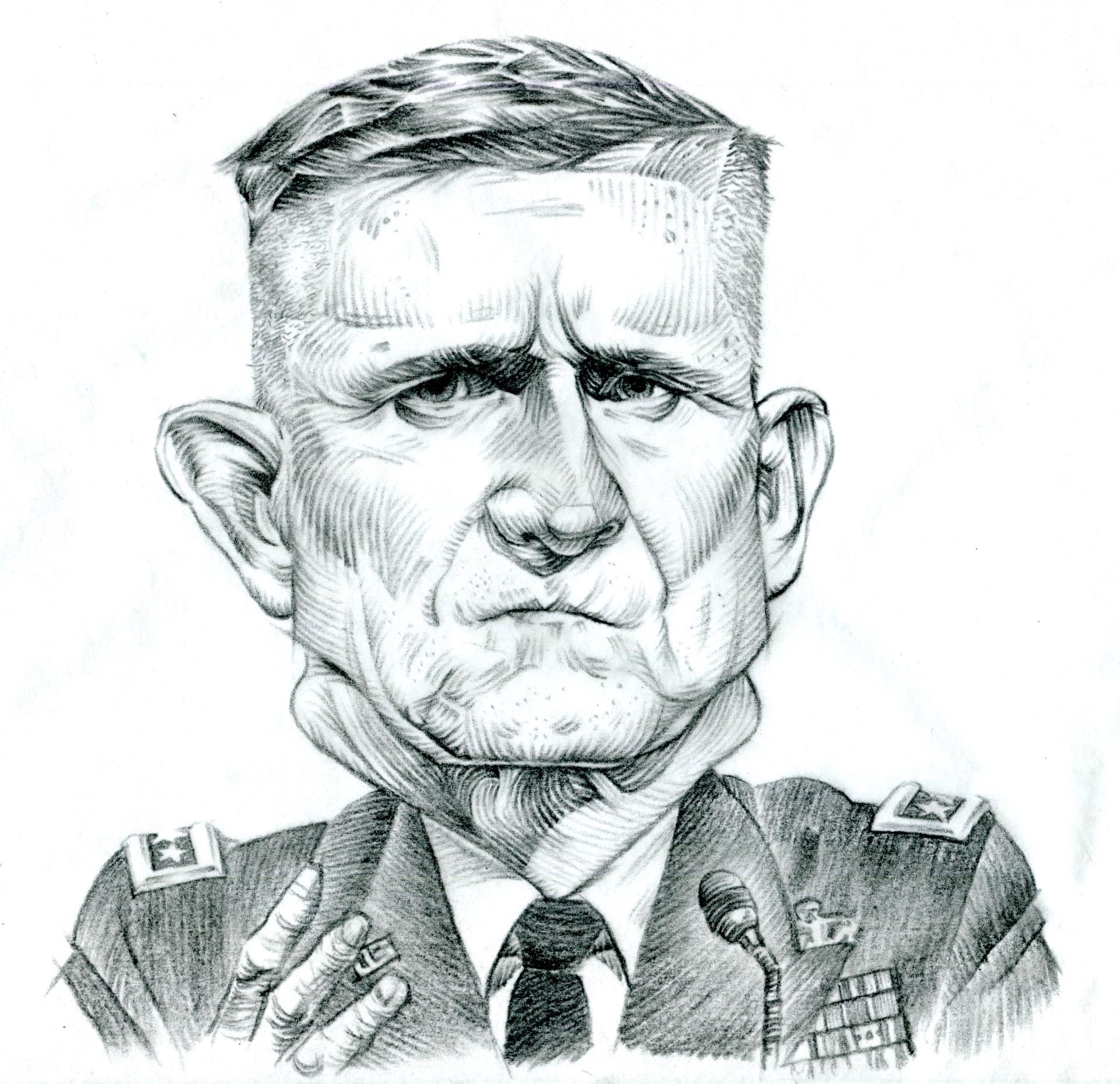"lieutenant general michael ""lock her up"" flynn"