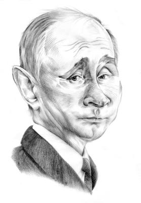 "vladimir ""the puppet master"" putin"