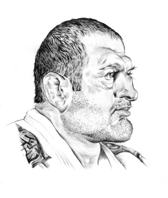 "professor ralph ""the pitbull"" gracie"