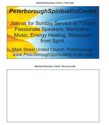 Peterborough Spiritualist Centre