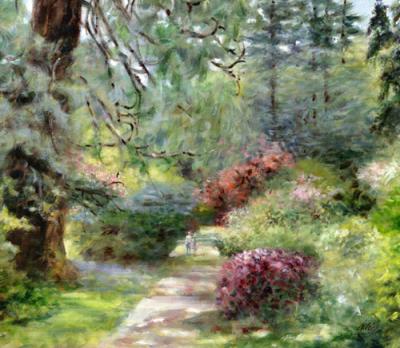 'Azalia Walk' Ramster Gardens