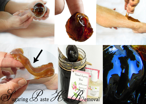 JBHomemade Sugaring Paste