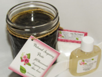 JBHomemade Sugaring Paste 8 oz includes everything you need to start sugaring at home!