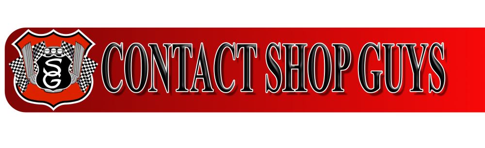 Contact Shop Guys banner