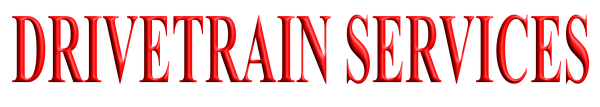 Drivetrain services