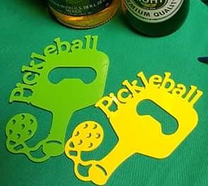 Pickleball Bottle Opener