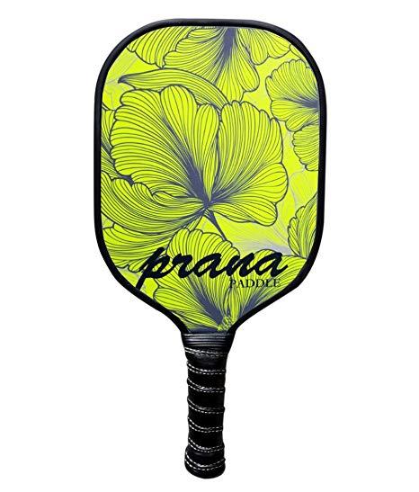 Prana Graphite Paddle - Green