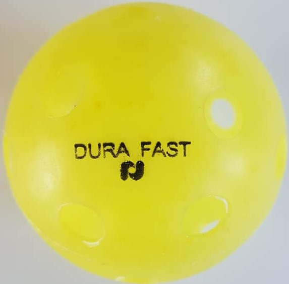 Dura Fast 40 Big Hole Indoor Ball