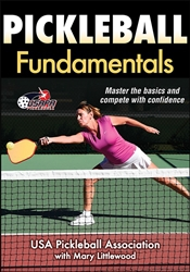 Pickleball Fundamentals Book