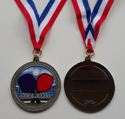 Pickleball Medal