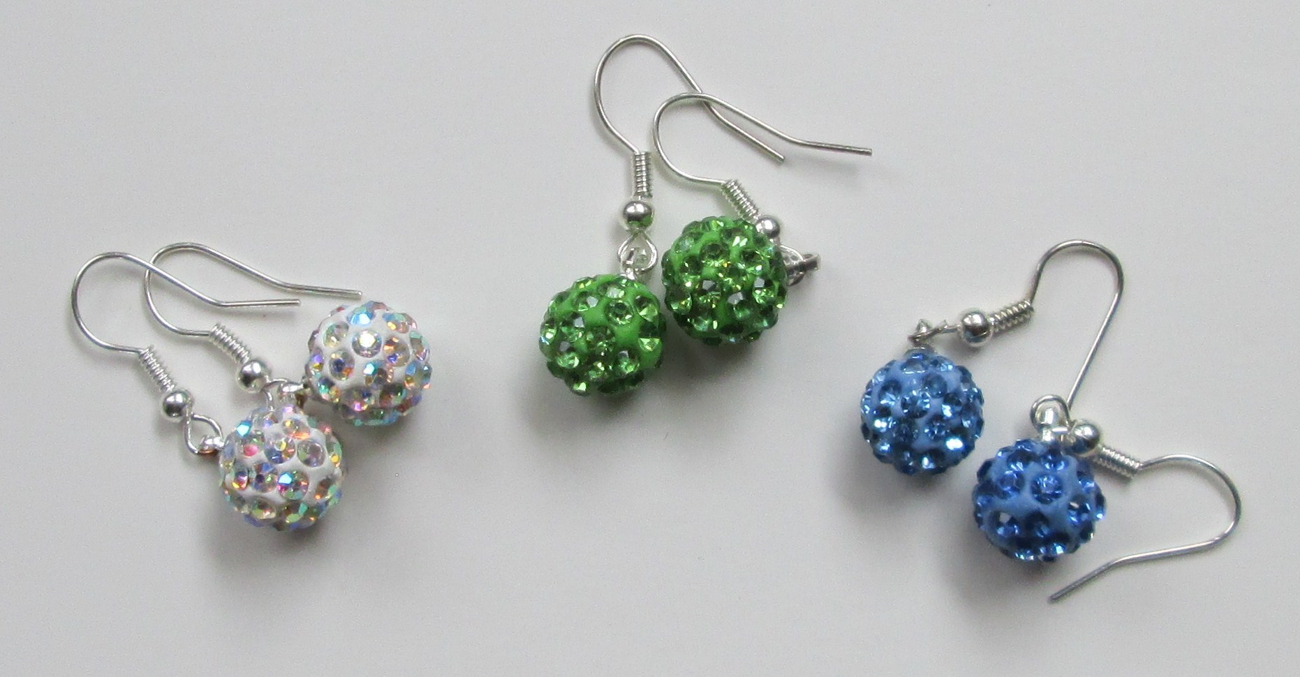 Pizzazz Drop Earrings $25