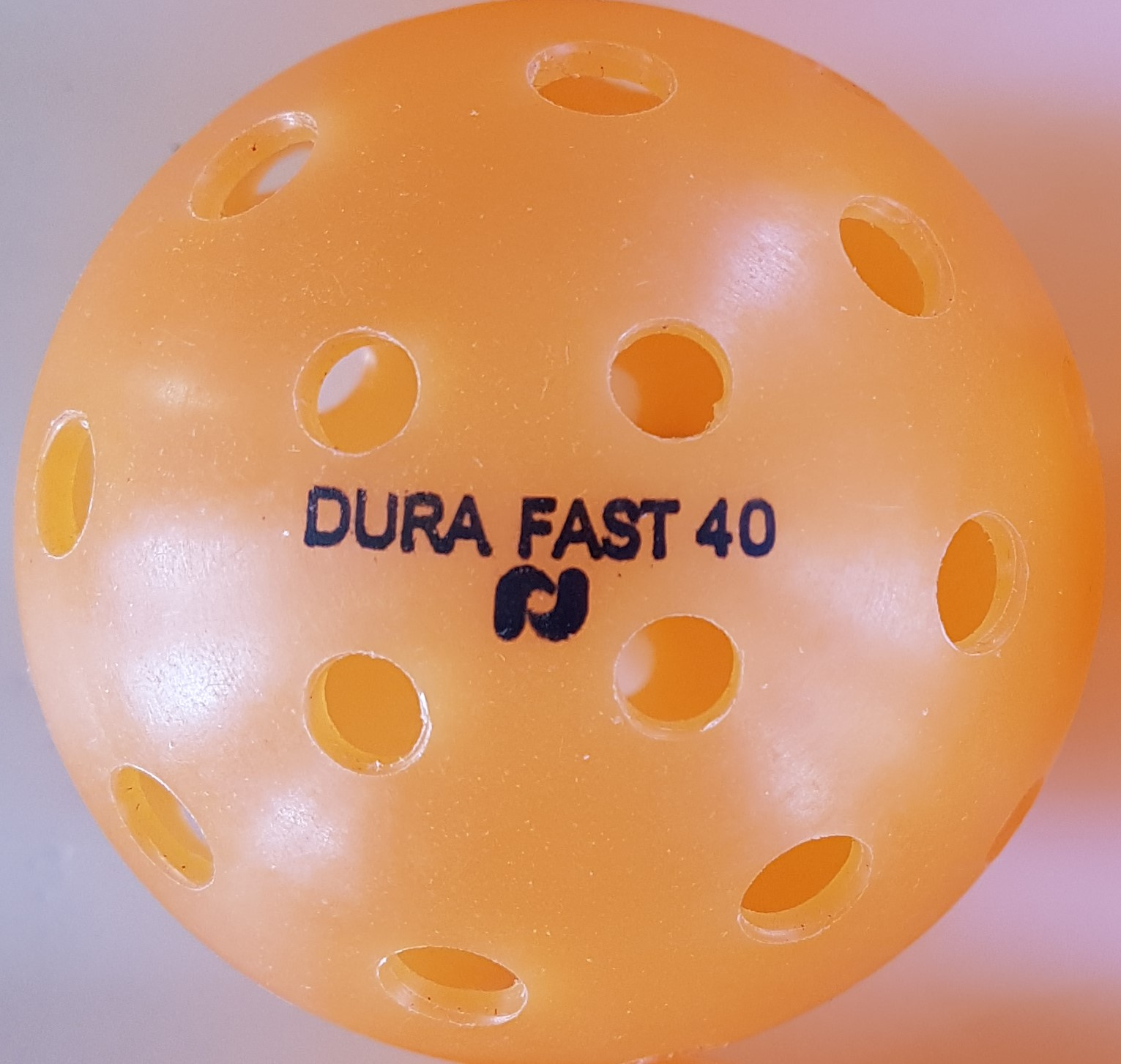 Dura Fast 40 - Outdoor Ball