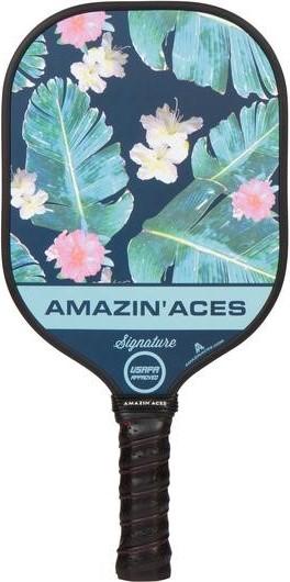 Amazing Aces Signature Paddle - Floral