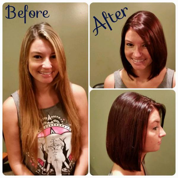 HairCut & Color