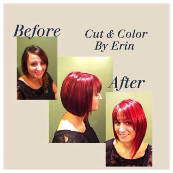 HairCut & Multi-Dimensional Color