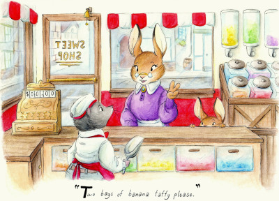Miss Myrtle - Sweet Shop