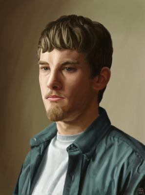 Self-Portrait 2013