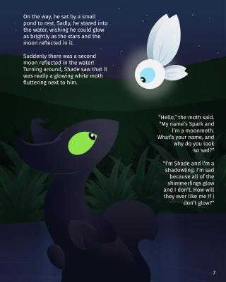 Shade the Shadowling Page 7