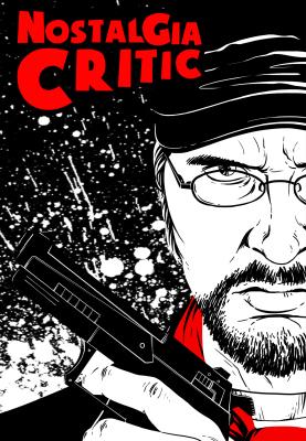 Nostalgia Critic 2015 DVD Cover Design
