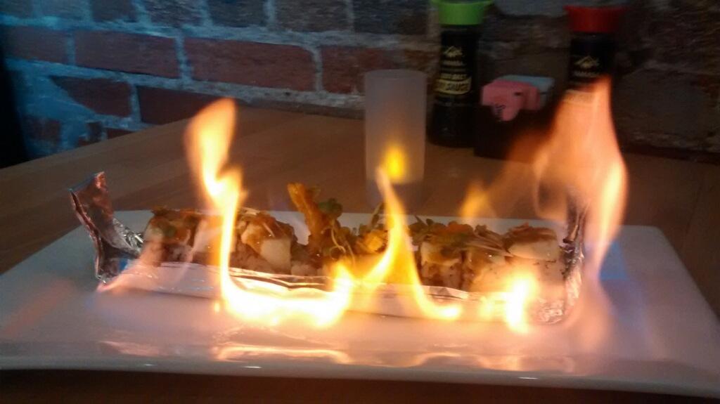 Burning Banzai
