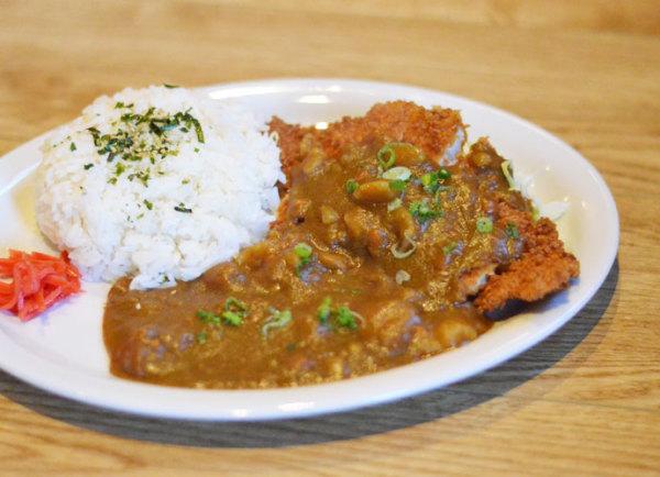 Chicken Katsukare