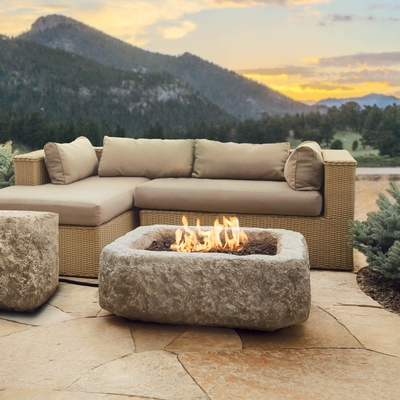 Propane/ Natural Gas Fire Pit