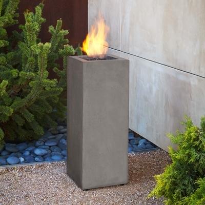 Real FlameBaltic Propane Fire Column