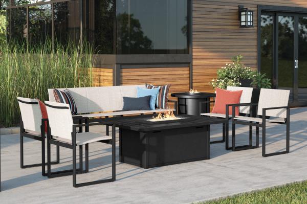 Breeze Fire Table