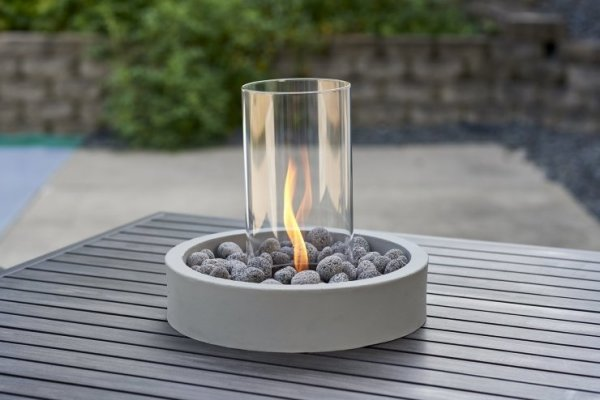 Cove Intrigue Tabletop Outdoor Lantern