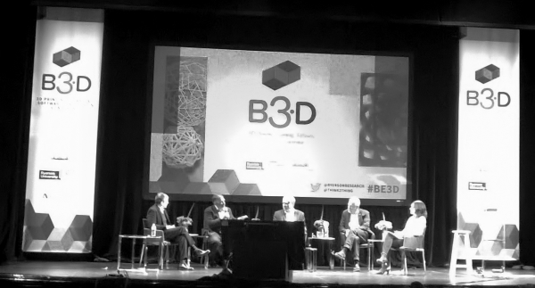 B3D Conference: Art Has Always Been The Future