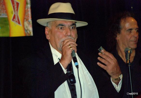Danny B at the Blue Goose Tavern