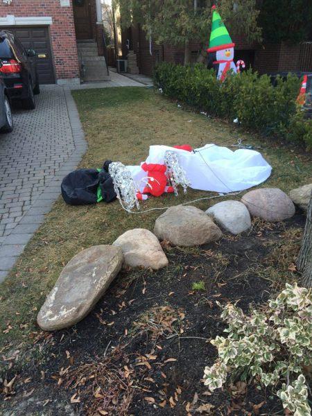 The Case of Santa Slaying in Toronto