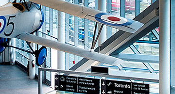 Billy Bishop Toronto City Airport Included in an Expanded U.S. Customs Preclearance Program