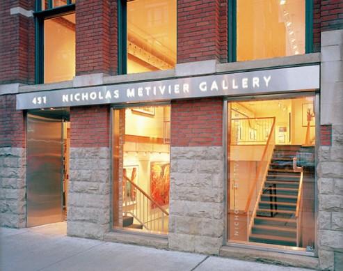NICHOLAS METIVIER GALLERY