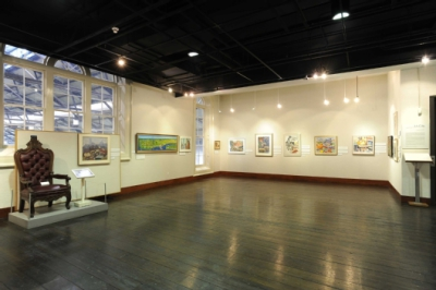 THE MARKET GALLERY